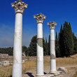 Greek ruins — Stock Photo