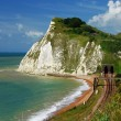 Royalty-Free Stock Photo: White cliffs of Dover