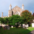 Church in Rye — Stock Photo