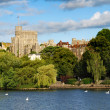 Windsor castle - Foto Stock