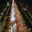 Stock Photo: Champs Elysees at night
