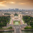Trocadero — Stock Photo #6810781