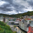 Karlovy Vary — Stock Photo #6810935