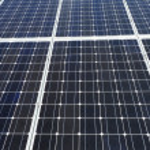 Solar panel — Stock Photo #6812015