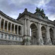 Stock Photo: Triumphal Arch in Brussels