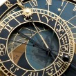 Ancient Astronomical clock in Prague — Zdjęcie stockowe