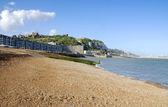 Beach in Dover — Stock Photo
