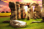 Fantasy Stonehenge — Stock Photo