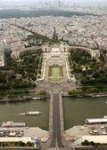 Trocadero — Zdjęcie stockowe