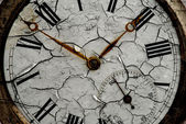 Silver watch — Stock Photo