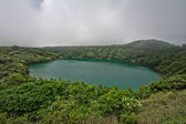 Lake in Kirishima — Stockfoto