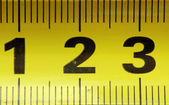 3 centimeters — Stock Photo