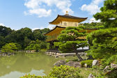 Golden Kinkaku-ji — Stock Photo