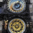Astronomical clock of Prague — Stock Photo