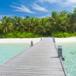 Stock Photo: Maldives
