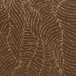 Gold sparkling fabric background - Stock Photo