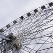 Ferris wheel and blue sky — Stock Photo #7021247