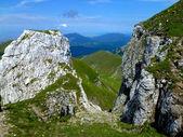 The Carpathians — Stock Photo