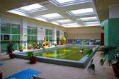在一家酒店的水疗中心 — 图库照片