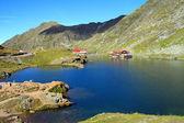 A mountain lake — Stock Photo
