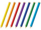 Lápis de cor — Vetorial Stock