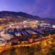 Monaco harbour — Stock Photo