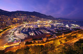 Monaco harbour — Foto de Stock