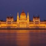 Budapest parliament — Stock Photo