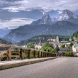 Royalty-Free Stock Photo: Berchtesgaden Alps