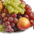 Fresh ripe fruit — Stock Photo
