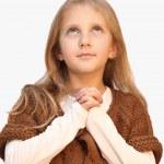I pray — Stock Photo