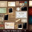 Vintage Stuff Extreme Collection — Vector de stock #6856427