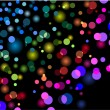 Glitter Colorful Background - Stok Vektr