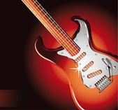 искусство рок фона — Cтоковый вектор