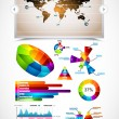 Royalty-Free Stock Vector Image: Premium infographics master collection: