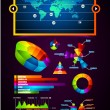 premium infographics master collection — Stock Vector