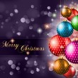 Royalty-Free Stock Imagen vectorial: Classic Christmas Greetings background