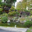 Japanese TeGarden in SFrancisco — Stock Photo #7325885