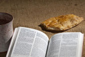 A bible — Stock Photo