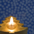 Royalty-Free Stock Photo: A candle