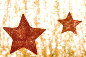 Estrella de navidad — Foto de Stock