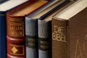 Four books — Stock Photo