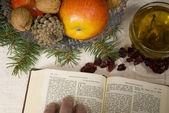 Sacra bibbia — Foto Stock
