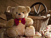 Urso de pelúcia — Fotografia Stock