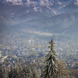 View of Tatra Mountains and Zakopane — Stock Photo #7245732