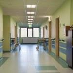 Hospital corridor — Stock Photo #7472068