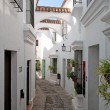 Stock Photo: Old Spain street view