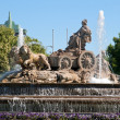 Cibeles Fountain — Stock Photo