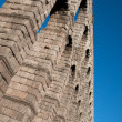 Roman aqueduct of Segovia — Stock Photo #6803152