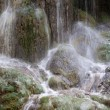 "Waterfall at the ""Monasterio de Piedra"" — Stock Photo"